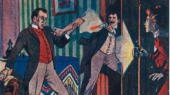 Arranz recupera a Sherlock Holmes para que el lector