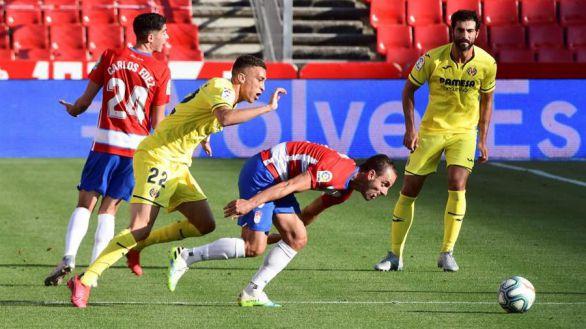 El Villarreal sigue sumando de tres en tres |0-1