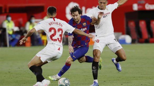 Un inofensivo Barcelona abre la puerta del liderato al Real Madrid |0-0