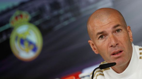 Zidane atiza a Piqué por insinuar que los árbitros favorecen al Real Madrid