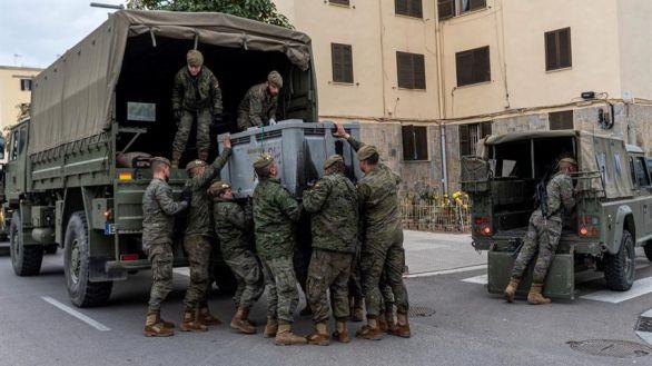 El Ejército concluye la operación Balmis: 98 días, 20.000 intervenciones y 188.713 militares