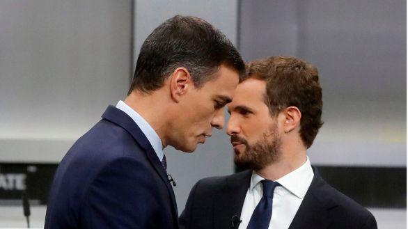 Sondeo: el PP recorta distancias con el PSOE y Podemos supera a Vox