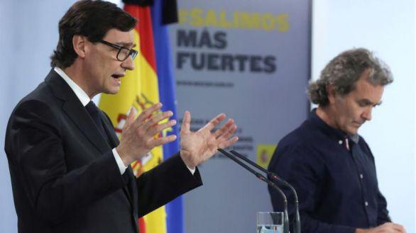 Sanidad vigila el brote de Huesca tras volver a fase 2 tres comarcas