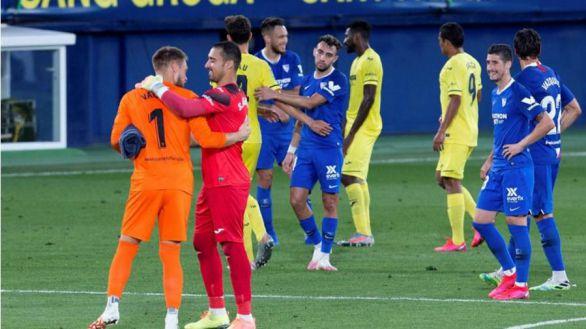 El Sevilla frena al Villarreal con un empate en La Cerámica | 2-2