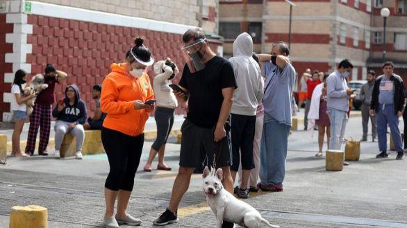 Un terremoto de 7,5 grados sacude el sur de México y deja seis muertos