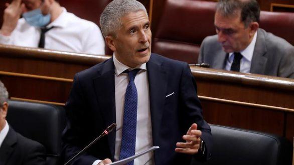 Marlaska defiende los acercamientos de etarras al País Vasco: 'Se aplica la Ley'