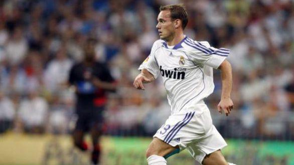 Sneijder, sobre su etapa en el Real Madrid: