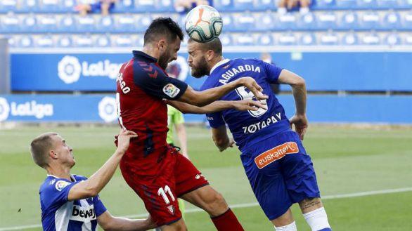 Lato acerca a Osasuna al objetivo de la permanencia |0-1