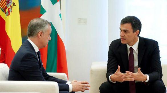 Sánchez transfiere al País Vasco tres competencias valoradas en 7,5 millones de euros