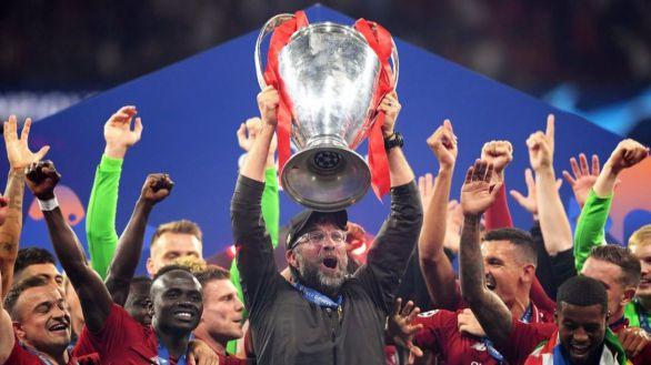 Premier League. El Liverpool se proclama campeón tras 30 años de sequía