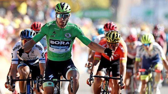 Giro. Peter Sagan se deja seducir por Italia y debutará en la edición de este año
