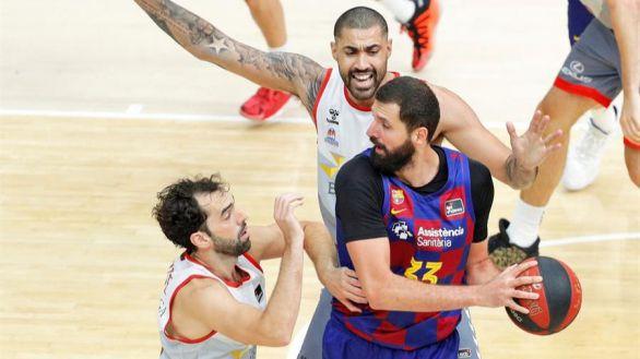ACB. Barcelona y Baskonia lucharán por el título liguero