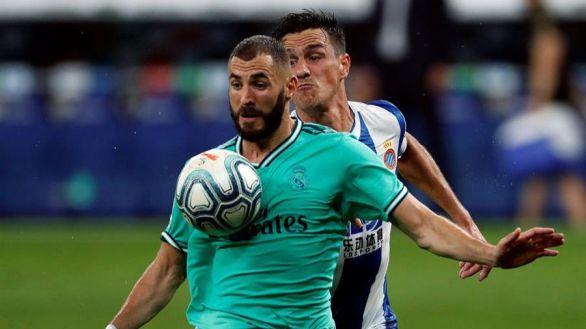 La genialidad de Benzema hace al Real Madrid líder destacado | 0-1