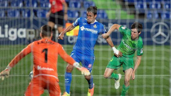 El Getafe amplifica los problemas de la Real Sociedad   2-1