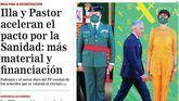 Las portadas de los periódicos de este martes, 30 de junio