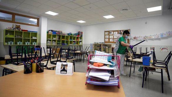 La vuelta al cole en Madrid: clases presenciales en Infantil y Primaria y parte online en Secundaria y Bachillerato