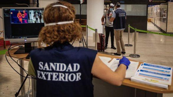 Suben los casos importados antes de la reapertura de fronteras