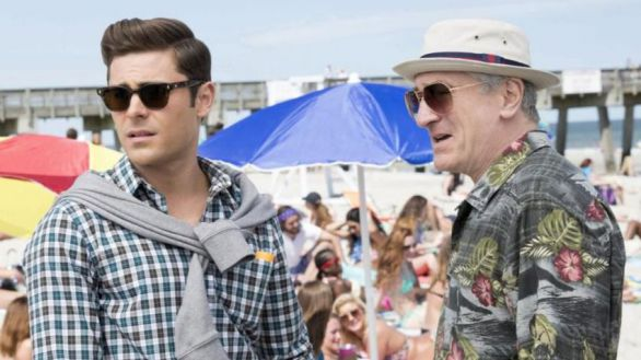 Dirty Grandpa y Got Talent se imponen
