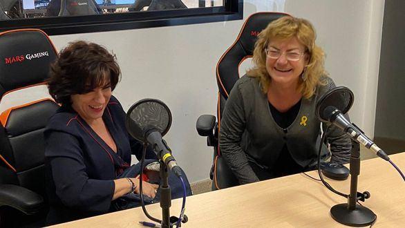 RTVE pone al frente de los informativos de Cataluña a una separatista