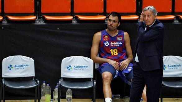 ACB. El Barcelona corta la cabeza del técnico Pesic tras perder la Liga