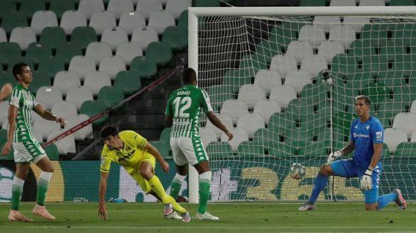 La clase de Gerard Moreno es demasiado para el Betis | 0-2