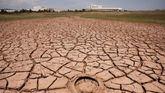 Imágen de archivo del embalse de María Cristina, en las inmediaciones de Castellón de la Plana, afectado por la escasez de agua.