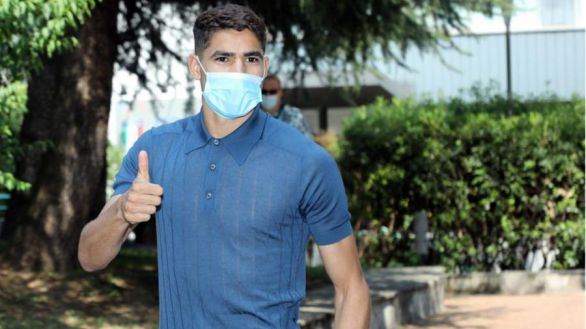 Real Madrid e Inter hacen oficial el traspaso de Achraf a Italia
