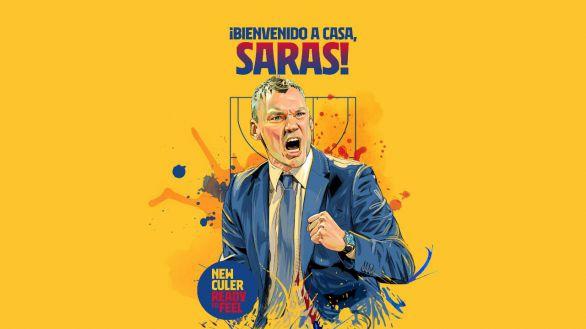 Jasikevicus: el regreso del hijo pródigo al banquillo del FC Barcelona