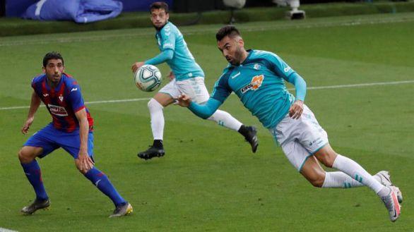 Un doblete de Rubén García añade ilusión europea a Osasuna |0-2