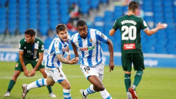 La Real se agarra a Europa mientras empuja al Espanyol al descenso |2-1