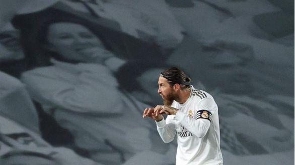 Ramos, de penalti, saca al Real Madrid del laberinto del Getafe |1-0