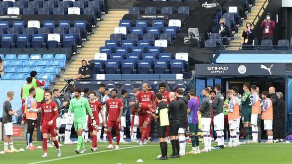 Pasillo al Liverpool y paseo del Manchester City |4-0