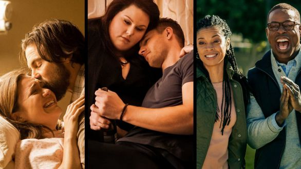 Imagen promocional de la serie 'This Is Us'.