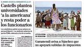 Las portadas de los periódicos de este sábado, 4 de julio