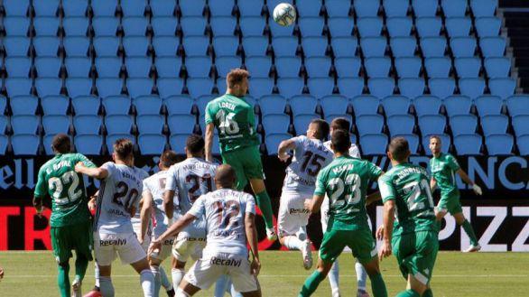 El Betis toma aire mientras el Celta sigue abonado al sufrimiento  1-1