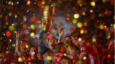 El Bayern cierra la temporada alemana firmando un doblete con la Copa |2-4