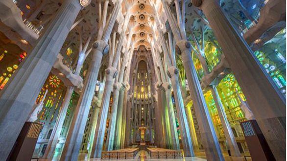 La Sagrada Familia reabre en tres fases a partir de este fin de semana