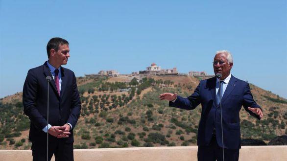Sánchez se reúne con el primer ministro portugués para hacer frente común