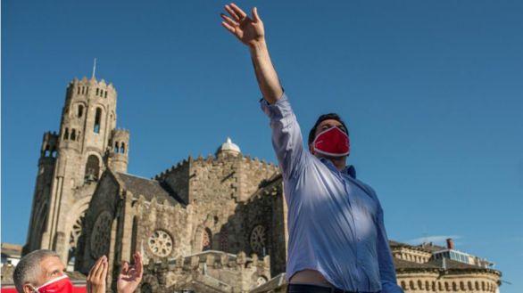 El candidato del PSOE a la Xunta duda de que en La Mariña se pueda votar