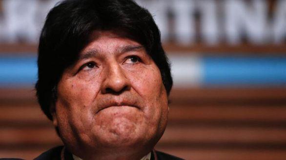 La Fiscalía boliviana acusa a Evo Morales de terrorismo y solicita su detención