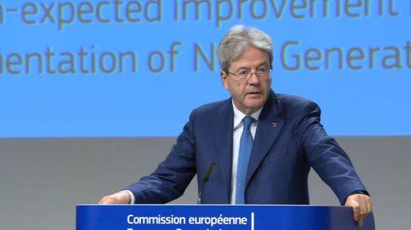 Bruselas augura un desplome del 10,9 por ciento de la economía española