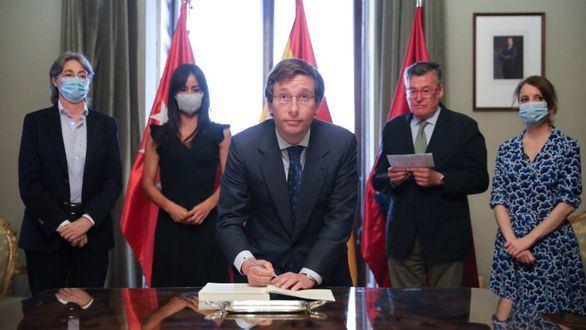 El Ayuntamiento de Madrid da ejemplo: acuerdo unánime entre todos los grupos políticos