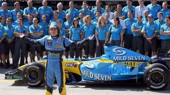 Fernando Alonso vuelve a la F-1: firma por Renault para las próximas tres temporadas