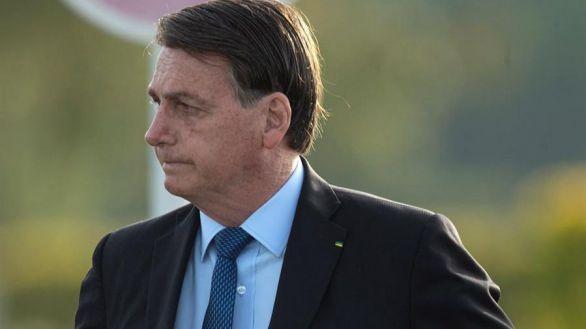 Jair Bolsonaro el pasado 9 de junio.