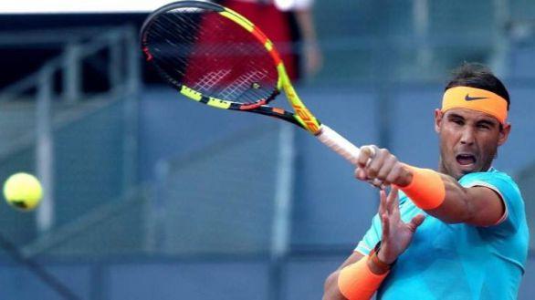 ATP. Rafa Nadal confirma que jugará el Madrid Open