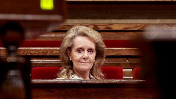 Una consejera de Torra se queja de que en el Parlament