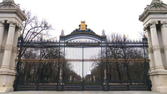 Reabiertos El Retiro y otros ocho parques de Madrid tras desactivarse la alerta roja