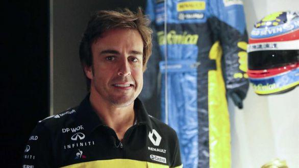 Oficial: Alonso regresa a Renault, 11 años después,
