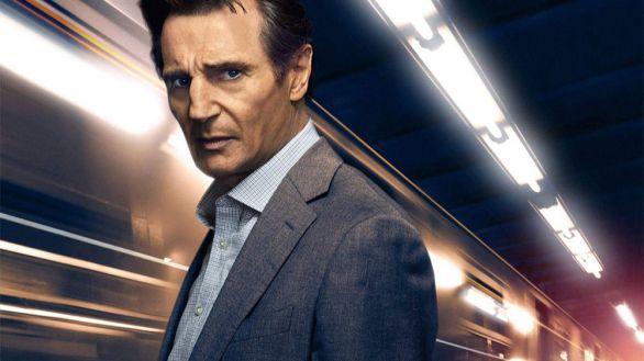 El pasajero de Liam Neeson, líder en su estreno