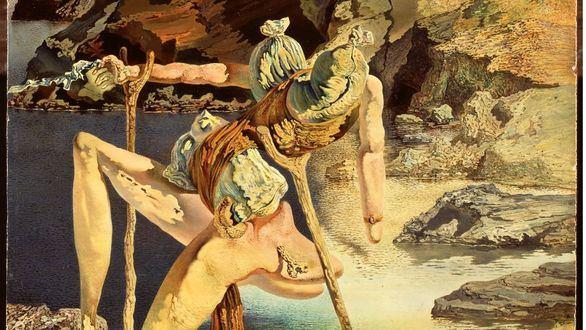 Reunidas por primera vez doce obras de la época surrealista de Dalí